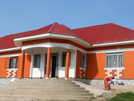 Hope Center Orphanage Complete!