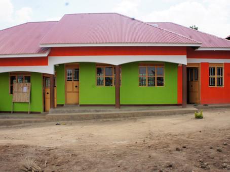 Education Complex: Gus Gavin Gerard Boy Dormitory Complete!