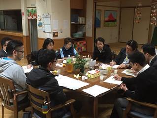 10月の運営委員会