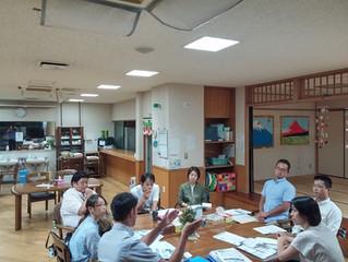 8月の運営委員会