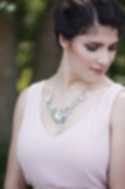 Pearl & Birch offers eco- fabulousness in this Conscious Creekside styled shoot.Ethical from head to toe- make up provide by the team of Noir Cosmetics Studio with Portia Ella with hair design by Freshair Boutique.  Eco-elegance is elevated with the statement jewelry from Vintage Bling.