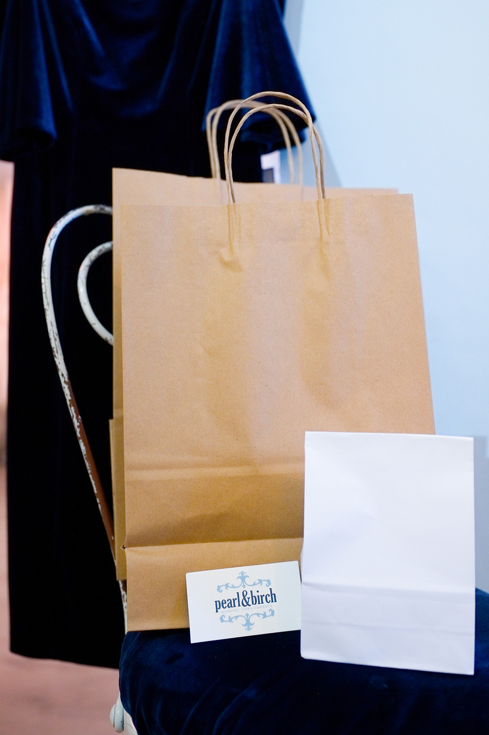 Shopping with us is always personal.