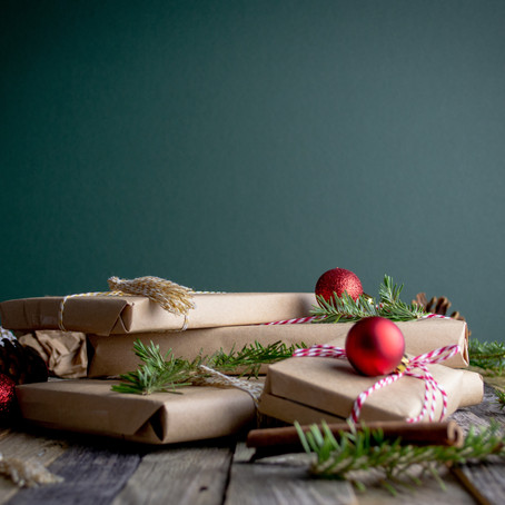 SIMPLE HOLIDAY SHOPPING GUIDE:     I'm dreaming of a #GreenChristmas