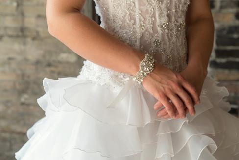 Luna & Stone Bridal Cuff