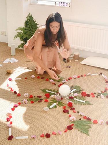 Magdalene Womb healing circle