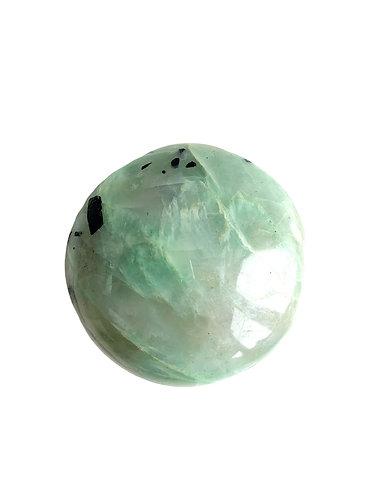 Green Moonstone-Galet