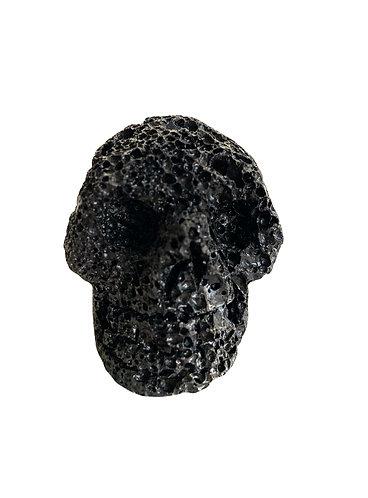 Lava Stone skull
