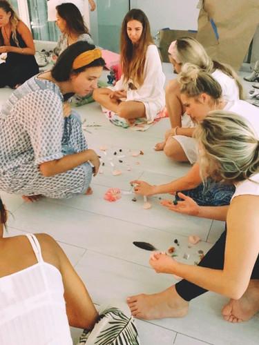 Crystal Grids Workshop- Miami
