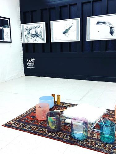 'Umberella' DC arts Festival in collaboration with Artist Reggie Black