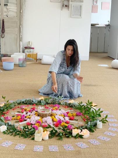 I am Abundant-Soundbath and healing event