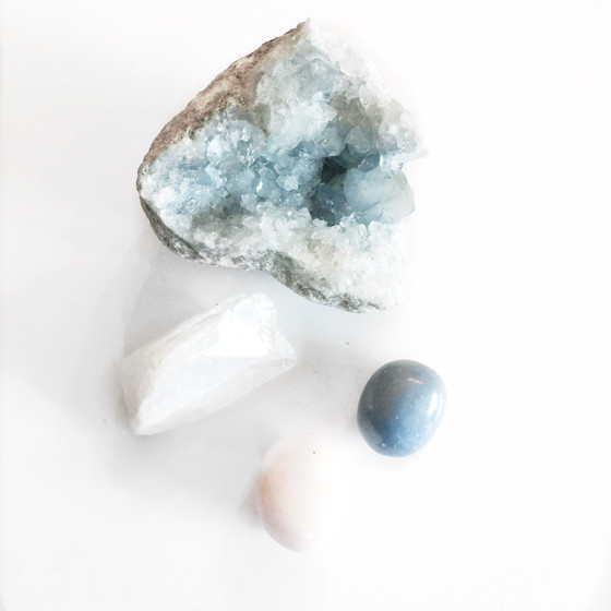 Crystals for Grief and Loss