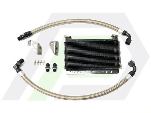 Evo X Engine Oil Cooler