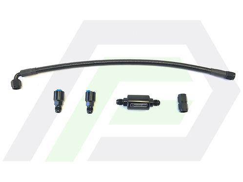 Evo X Inline Fuel Filter Kit