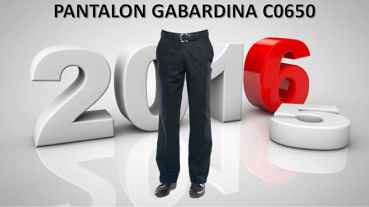 PANTALON CABALLERO MOD. C0650