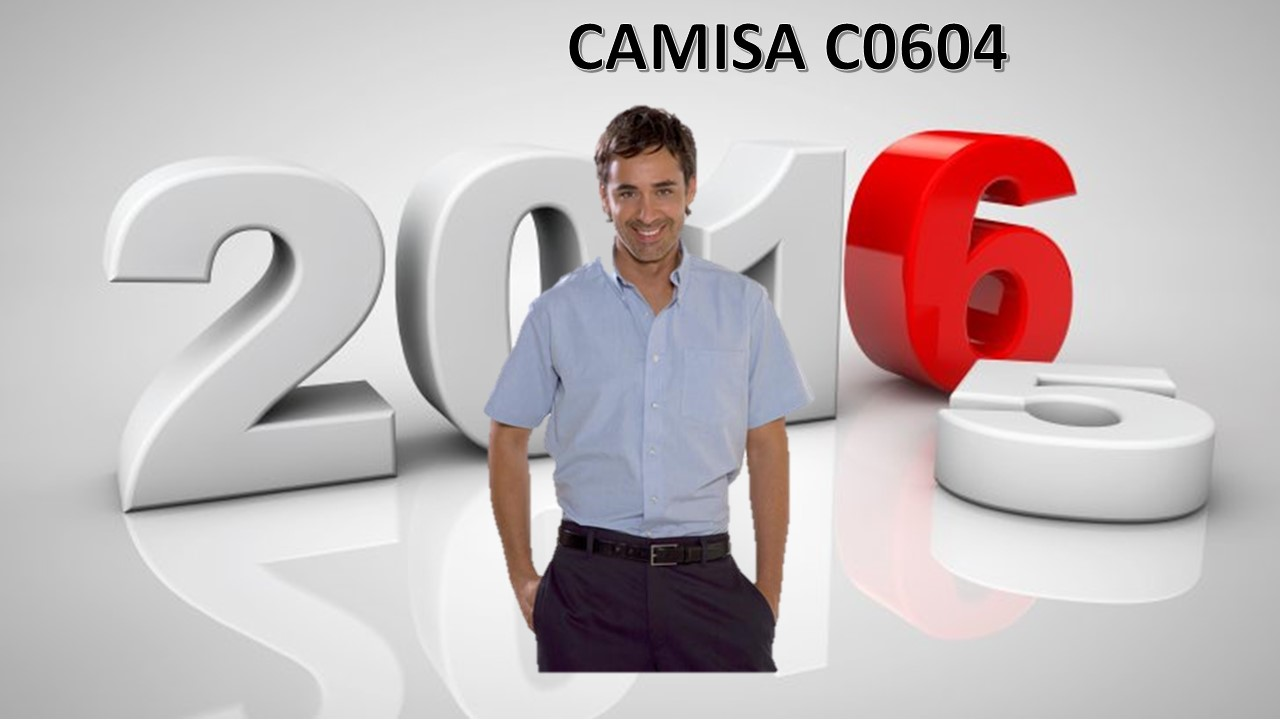 CAMISA EMPRESARIAL OXFORDMOD. C0604