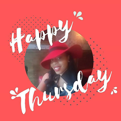 Blessed Thursday!🙏👍 Keep moving forwar