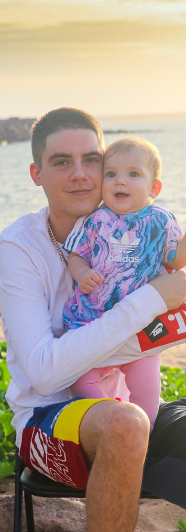 Riley and Scarlett