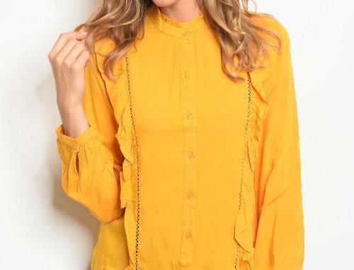 Julia Button Up Shirt