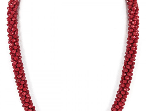 Red Wine Jewelry Set
