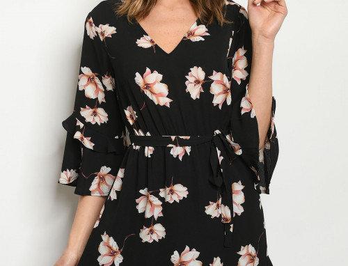 Adelaide Floral Dress