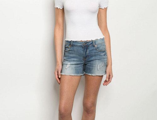 Rio Denim Shorts