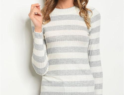 Ella Stripes Sweater