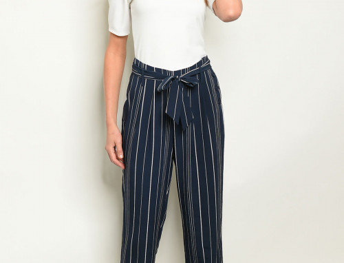 Sky Stripes Pants