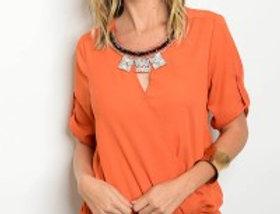 Jenna Chiffon Blouse