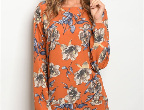 Autumn Tunic Dress