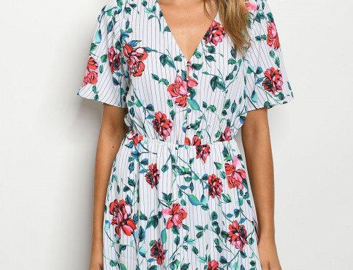 Heidi Floral Dress