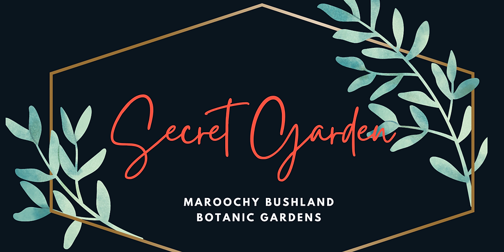 Secret Garden April