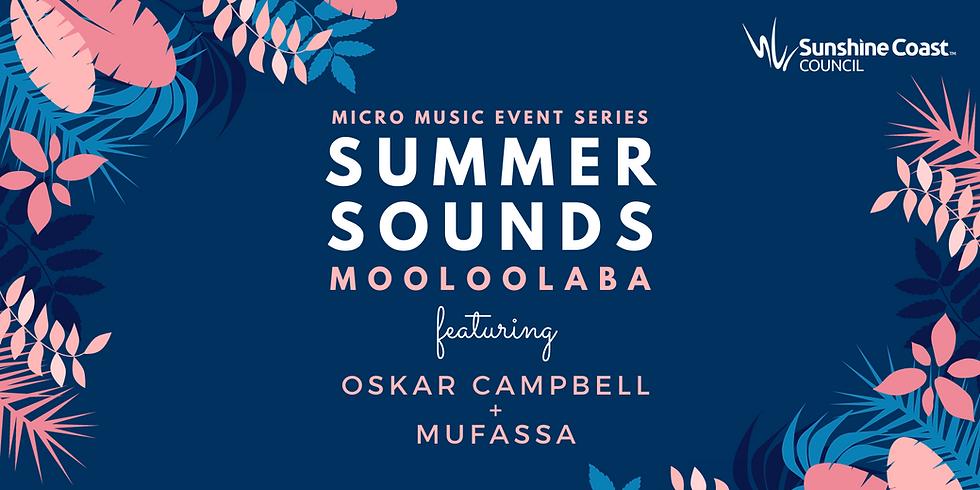 Summer Sounds Mooloolaba 27.12