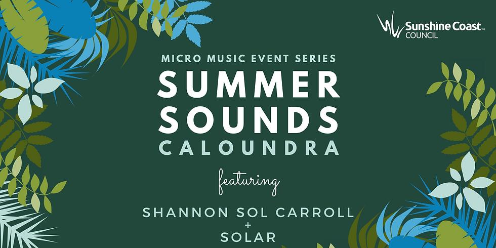 Summer Sounds Caloundra