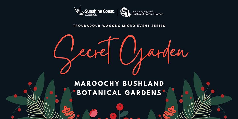 Secret Garden December - SOLD OUT