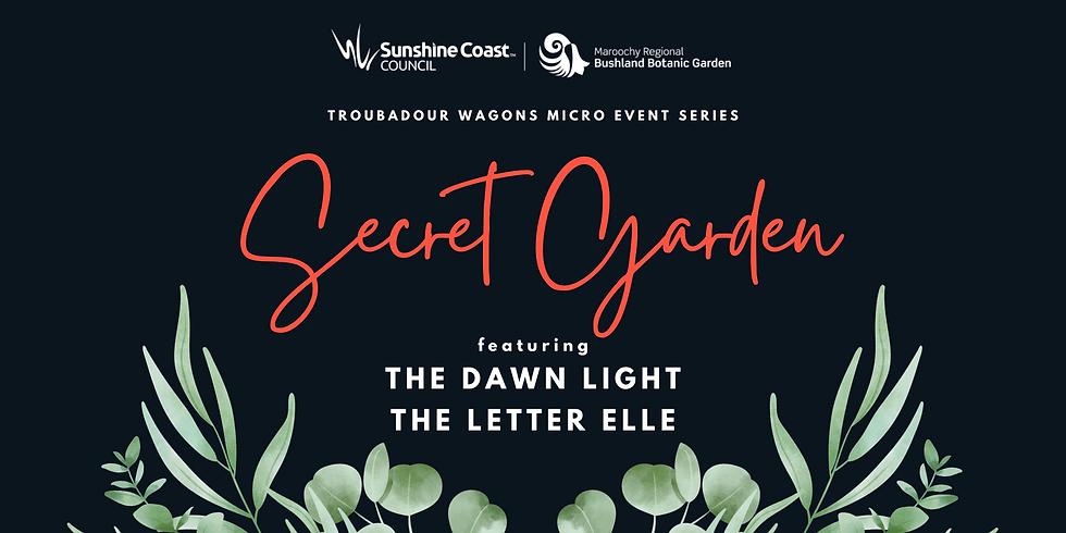 Secret Garden January