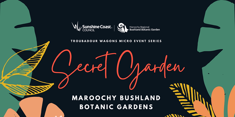 Secret Garden February