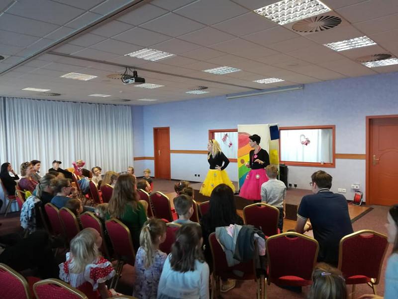 Detské interaktívne predstavenie Mici a Mňau