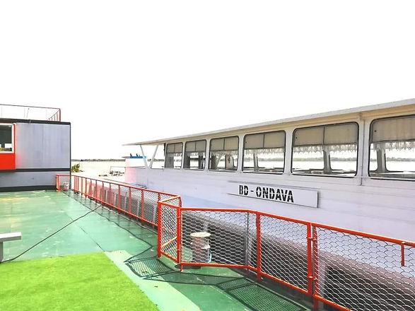 Plavba loďou - Onadava
