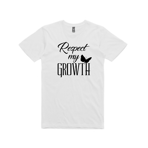 RESPECT MY GROWTH