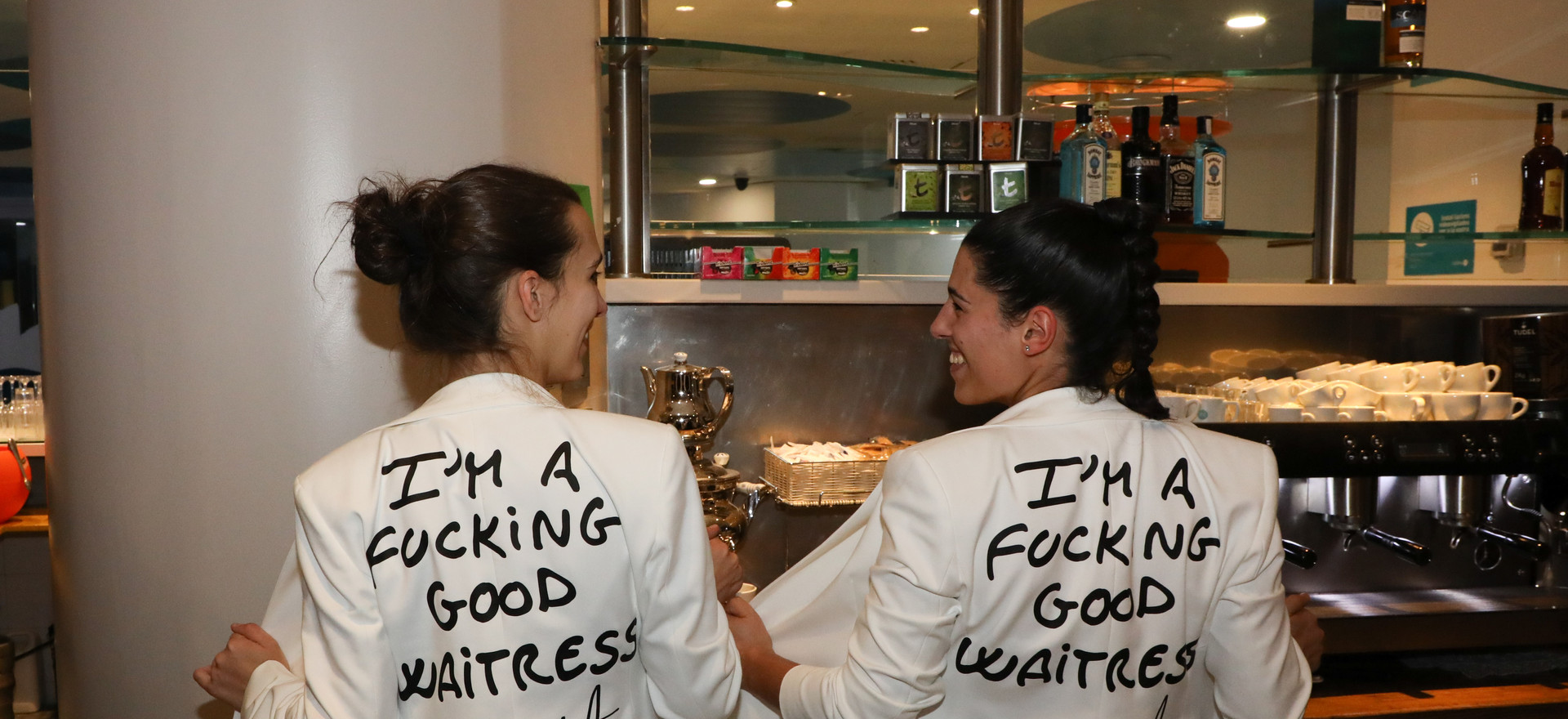 I'm A Fucking Good Waitress