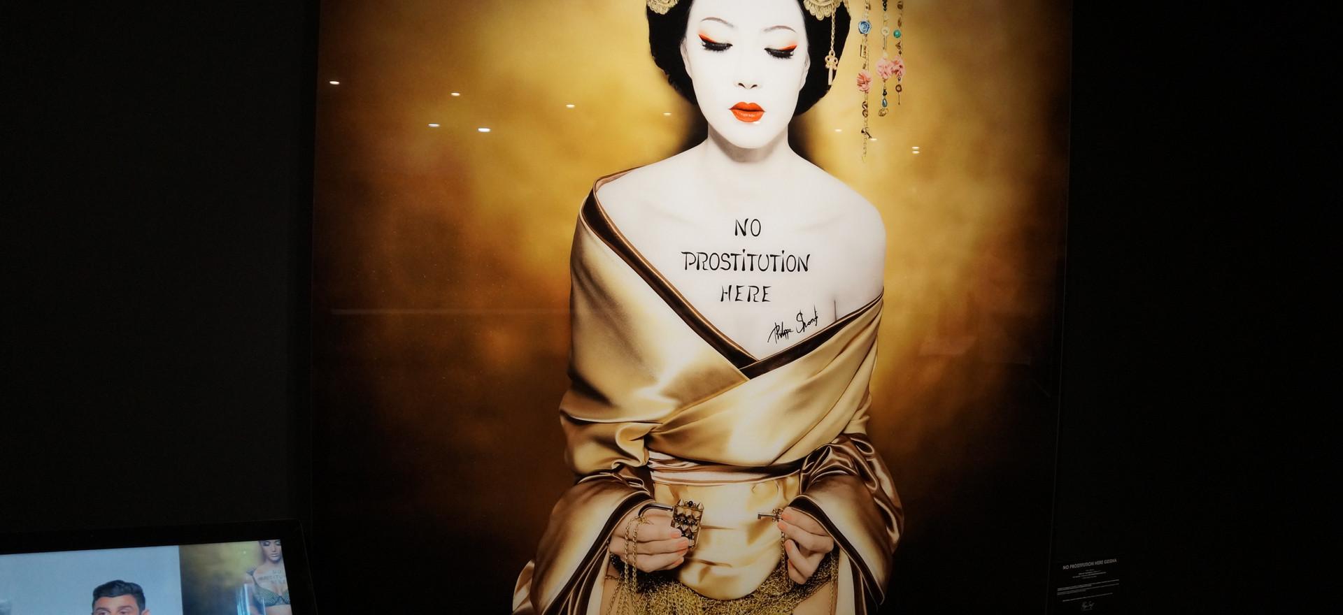No Prostitution Here Geisha