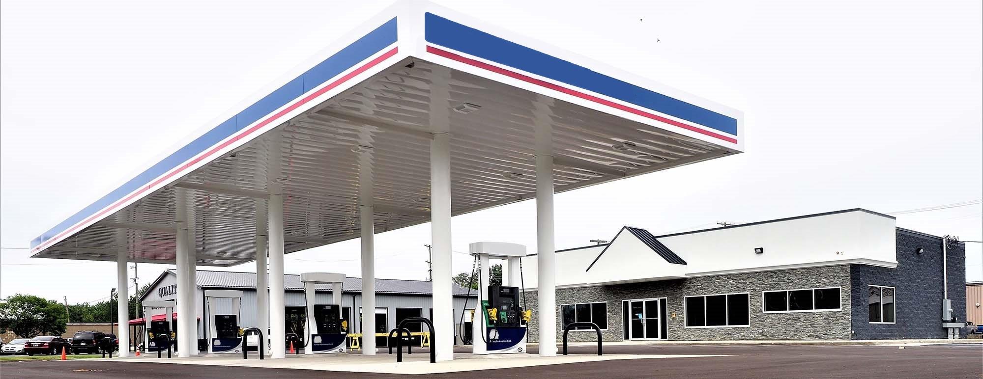 Petroleum Site Construction