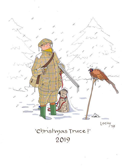 Cards, XMAS - Christmas Truce