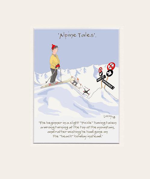 Alpine Tales - 'An evening........'