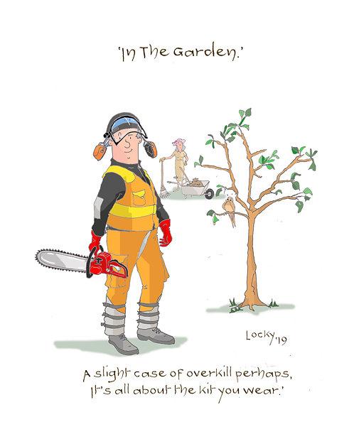 Cards Garden - A slight case of.......