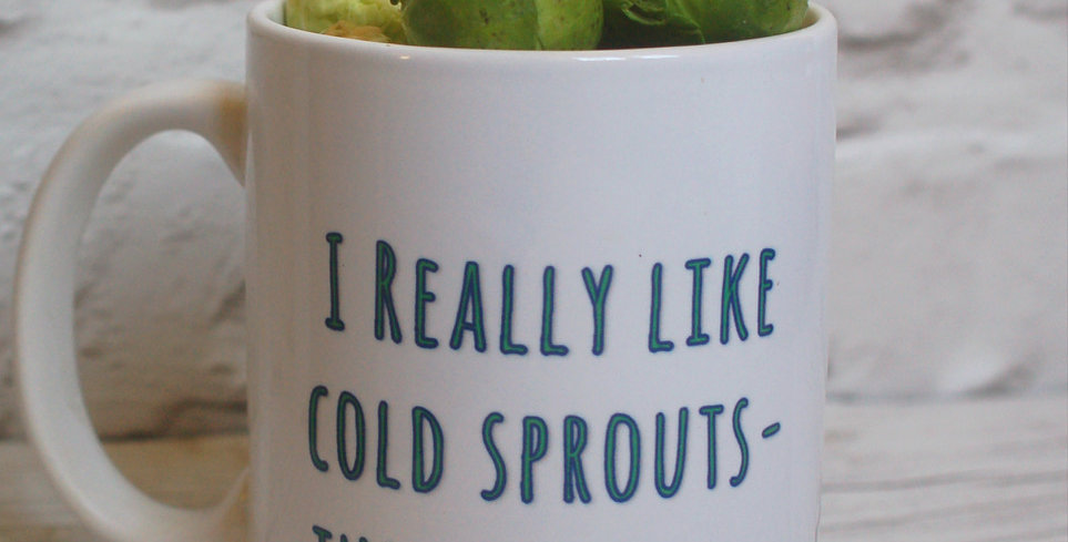 Cold Sprouts Mug