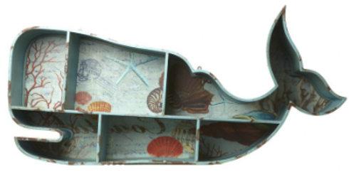 Whale Shelf Unit