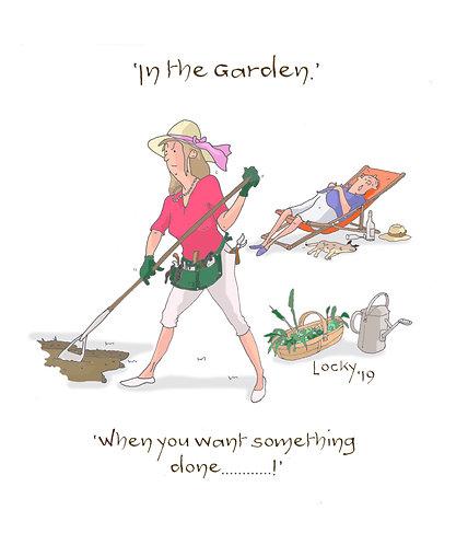 Cards Garden - When you.......