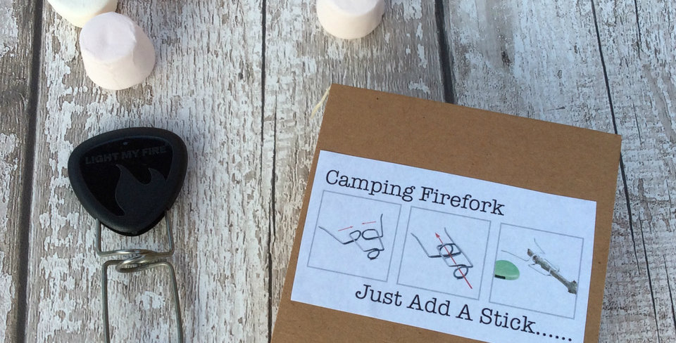 Outdoor Camping Firefork