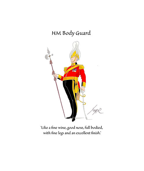 HMBG - CARD - Like a fine wine........
